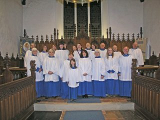 St Peter's Church Choir